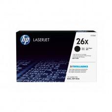 HP CF226X, Оригинальный лазерный картридж LaserJet увеличенной емкости, Черный (CF226XC)