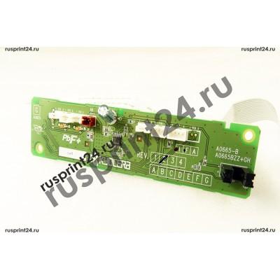 Купить 302M301020 | Плата управления мотором Relay PWB Kyocera FS-1060D