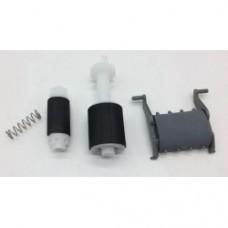 CB780-60032-02 Набор (2 ролика + тормозная площадка) из узла захвата ADF HP LJ M1132/M1136/M1212