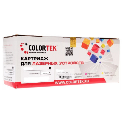 Купить Картридж Colortek Samsung MLT-D111L Черный Black