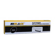 Картридж Hi-Black для Epson LX/FX-800/300/400 MX-80, Bk, 10м